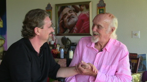 Ram Dass and Walter Link - Global Leadership TV