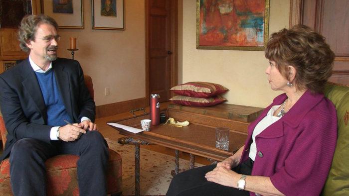 Isabel Allende Walter Link GlobalLeadership.TV