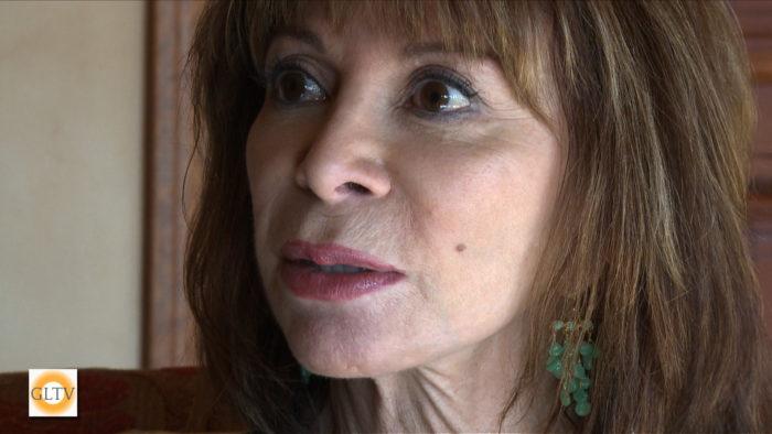 Isabel Allende on GlobalLeadership.TV